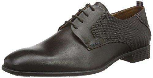 Lloyd Dejan, Zapatos de Cordones Derby para Hombre Marrón - Braun (t.d.moro 7)