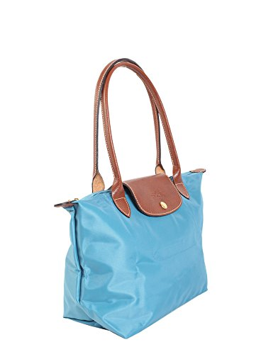 Longchamp Medium Shoulder Tote - Le - Embossed Longchamp Tote