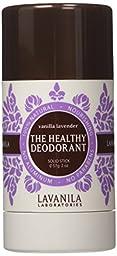 LAVANILA The Healthy Deodorant Vanilla Lavender 2.0 oz