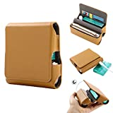 Lrker PU Leather Case for IQOS3.0 Electronic