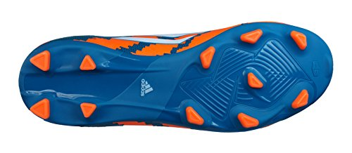 adidas Kinder Fussballschuhe Messi 10.3 FG 32 power teal f14/ftwr white/solar orange