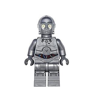 Amazon.com: LEGO Star Wars Advent Minifigure - C-3PO Droid Silver ...