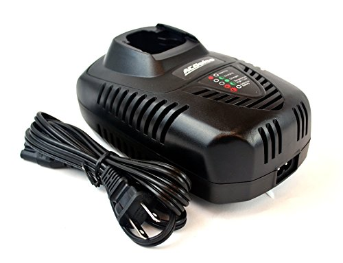 ACDelco Tools ADC20UN40-15A Li-ion 12V/18V Battery Quick Charger by ACDelco Tools