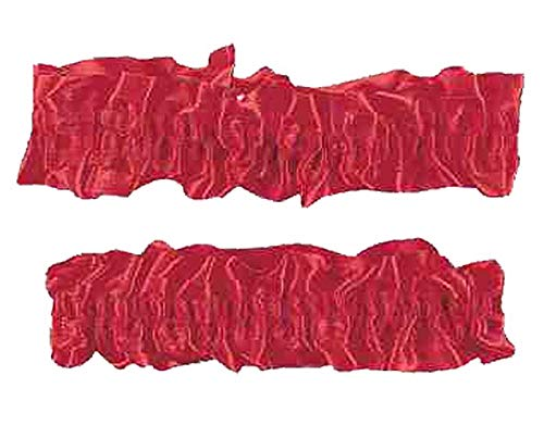 Forum Novelties Roaring 20s Garter Armband - One Size - Red]()