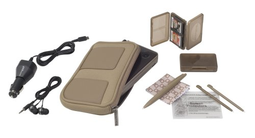 DSi XL Starter Kit - Bronze (Nintendo Ds Lite Universal Car)