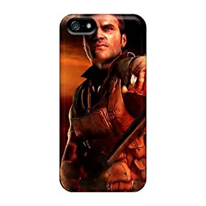 Hot Style Wxk8225tGwd Protective Cases Covers For Iphone5/5s(duke Nukem 3d) Black Friday