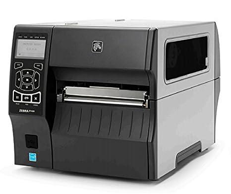 Zebra ZT420 - Impresora de Etiquetas (Transferencia térmica ...