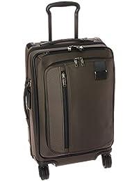 Merge International Expandable Carry-on Luggage, Coffee