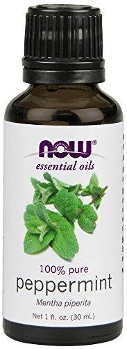 NOW Peppermint Oil, 1-Ounce