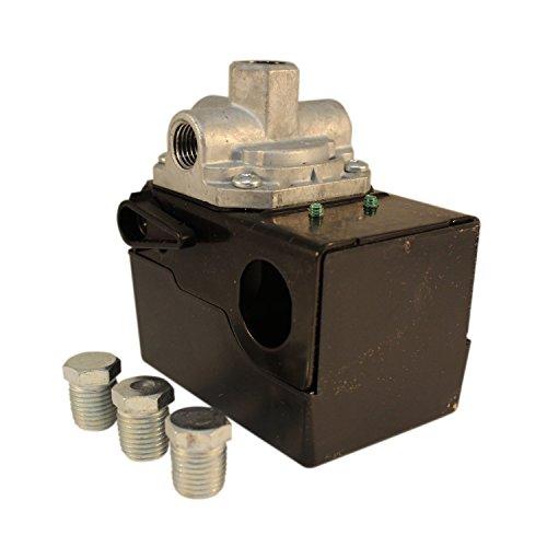 (Milton S-1062 Heavy Duty Compressor Pressure Switch)