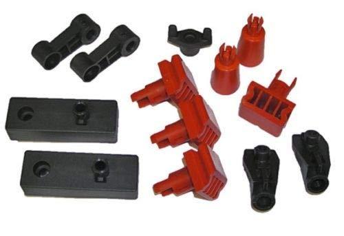 Decker Hardware (Black and Decker WM225 Workmate Portable Work Bench Hardware Starter Bag Pegs)