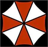 Umbrella Corporation Logo Sticker - Resident Evil Fans