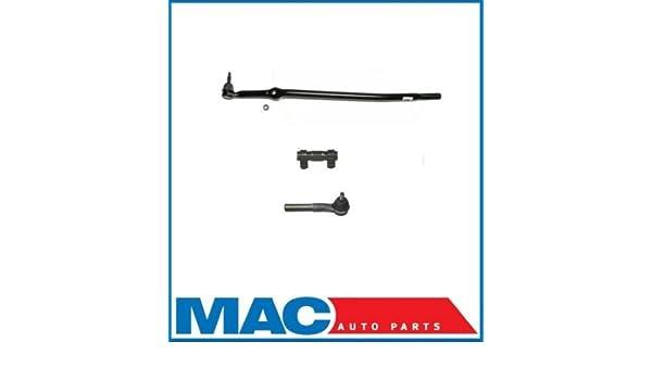 Mac Auto Parts 124683 Ram 25 35 Drag Link - Barra de corbata y ...