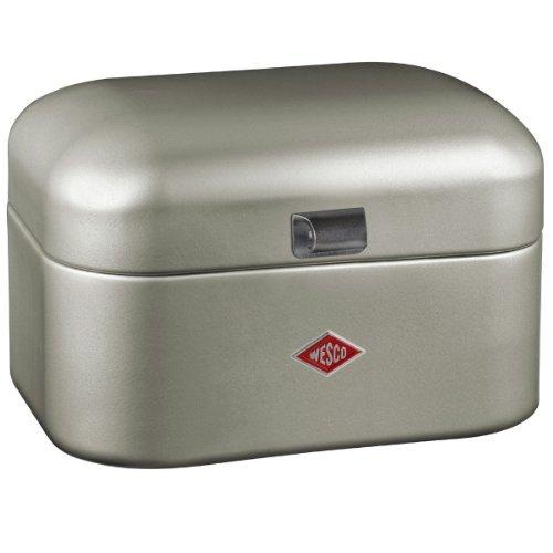 (Wesco Grandy Bread/Storage Box, Silver by)