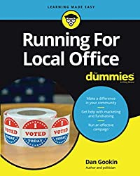 Image of the product Running for Local Office that is listed on the catalogue brand of For Dummies.