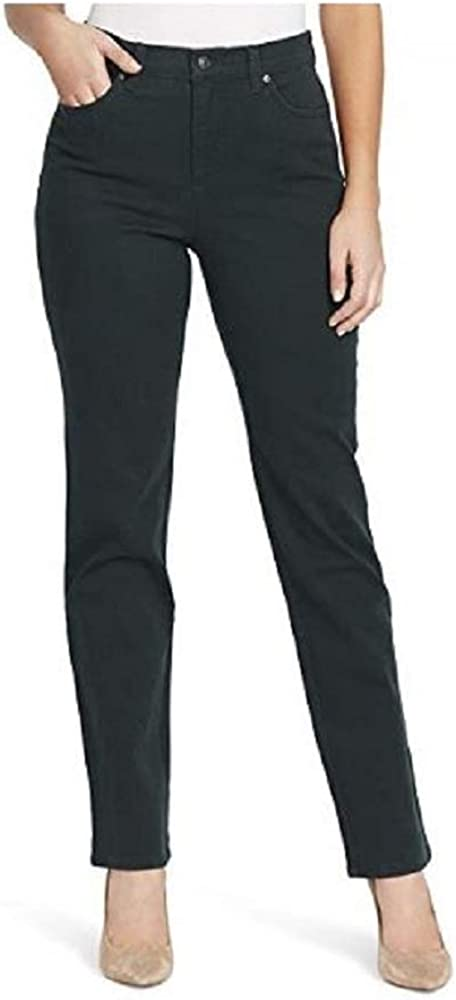 Gloria Vanderbilt Women's Amanda Classic Tapered Jeans (Night Forest ,  4 Short)