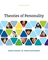 Theories of Personality, 11th Edition Front Cover