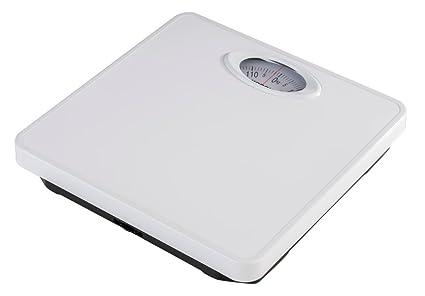 Korona Ben - Báscula de baño (Báscula de baño analógica, 130 kg, 1