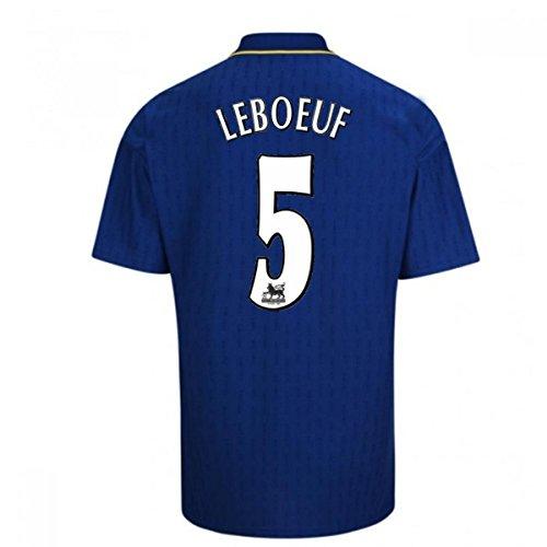 欠員責デジタル1997-98 Chelsea Fa Cup Final Shirt (Leboeuf 5)