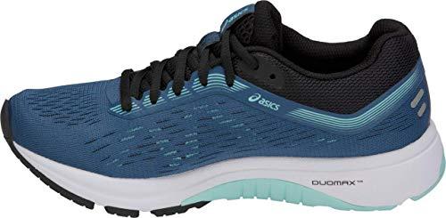 ASICS GT-1000 7 Women's Running Shoe, Grand Shark/Black, 5.5 W US by ASICS (Image #1)