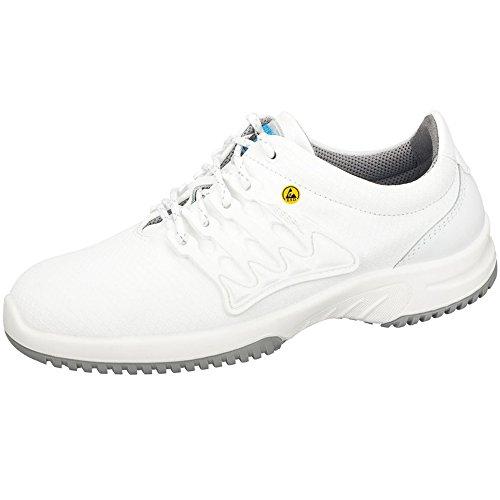 Abeba 36760-47 Uni6 Chaussures bas ESD Taille 47 Blanc