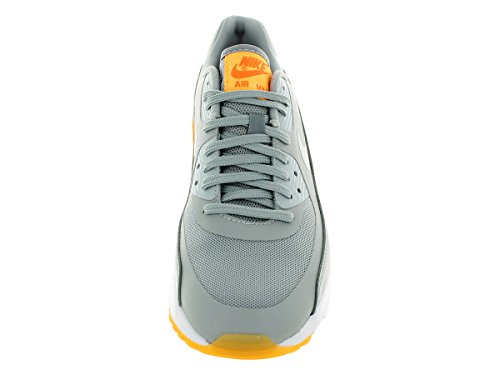Nike Air Max 90 Ultra esencial Wlf Gry / cl Gry / LSR Orng / TTL o running 7 con nosotros Gris - gris