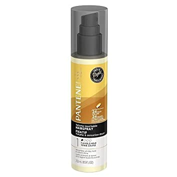 Pantene Pro-V Volume Touchable Non-Aerosol Hairspray 8 5 Fl
