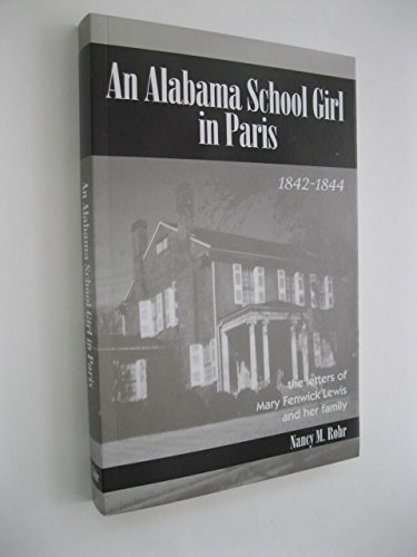 Download An Alabama School Girl in Paris, 1842-1844 pdf epub