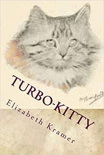 Turbo-Kitty: Story 3 (b&w edition) (Volume 3) Paperback – February 28, 2017