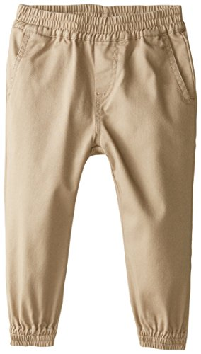 Volcom Little Boys' Frickin Jogger Pant, Khaki, Medium