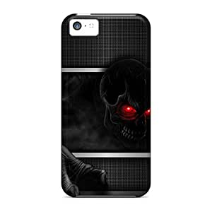 Hot HKc38231gvfX Cases Covers Protector For Iphone 5c- Creepy Crawler