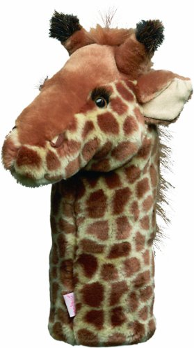 - Daphne's Giraffe Headcovers