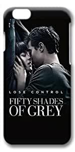 iPhone 6 Plus Case, Ultra Slim Pattern Bumper for iPhone 6 Plus Cover (5.5) Fifty Shades Of Grey Lose Control Ideas 3D iPhone 6 Plus cases for Girls iphone 6 Plus case hard PC Skin