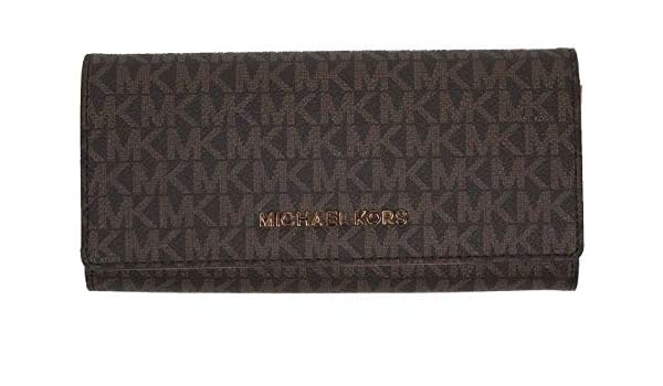 Michael Kors 35H8GTVE7B - Monedero para Mujer, Color marrón ...