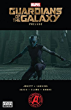 Marvel's Guardians of the Galaxy Prelude (2014) #1 (of 2)