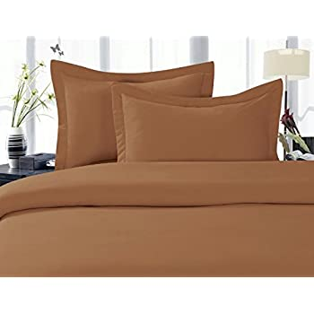 1500 Thread Count KING Size 4pc Egyptian Bed Sheet Set, Deep Pocket, BRONZE