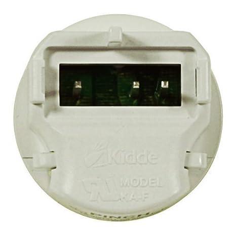 Kidde KA-F - Instalación rápida Adaptador de Control ...