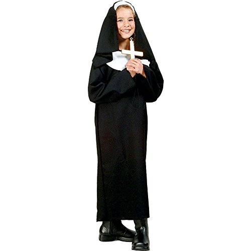 [Lil' Sister (Standard;Child Medium)] (Child Nun Costumes)