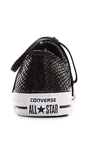 Metallic Schwarz Converse Trainers Ox Star StxwxqIP