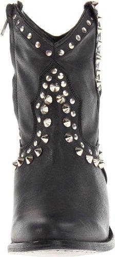 Swaret Swaret Black Madden Boot Steve Leather Leather Leather qvn5BnU