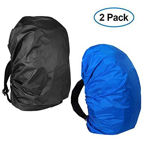 KIKAL Waterproof Backpack Rain Cover(2-Pack) c670d99ec5db5