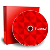 Learn German: Fluenz German 1+2+3+4+5 with supplemental Audio CDs thumbnail