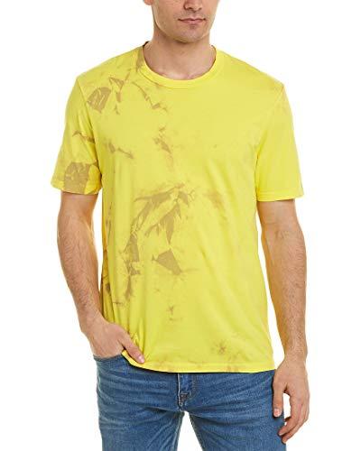 Helmut Lang Mens - Helmut Lang Mens T-Shirt, L, Yellow