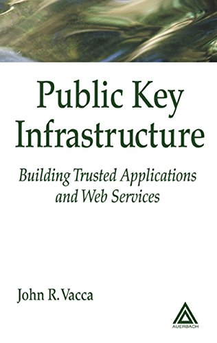Download Public Key Infrastructure: Building Trusted Applications and Web Services Pdf