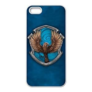 Harry Potter House Ravenclaw Custom Design Apple Iphone 5 5s Hard Case Cover phone Cases Covers