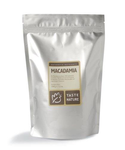 Taste Nature Macadamia, 1er Pack (1 x 1 kg Packung)