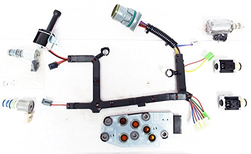 Transmission rebuild kit for chevy silverado