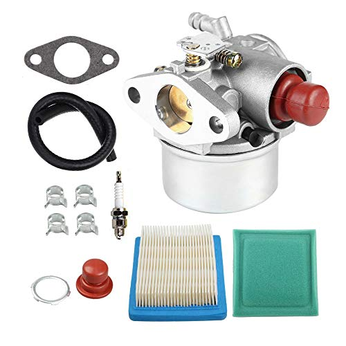 (Cnfaner Carburetor kit for Tecumseh 640025 640025 OHH55 OHH60 OHH65)