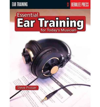 Essential Ear Training For the Contemporary Musician (Paperback) - Common