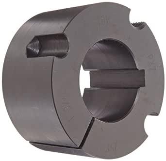 1200 lbs//in Torque TB Woods 1210 TL12109//16 Taper Lock Bushing Inch Standard Keyway 0.56 Bore Standard Design Cast Iron
